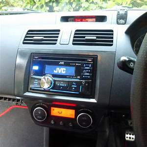 Fitting An Aftermarket Stereo To The Suzuki Swift