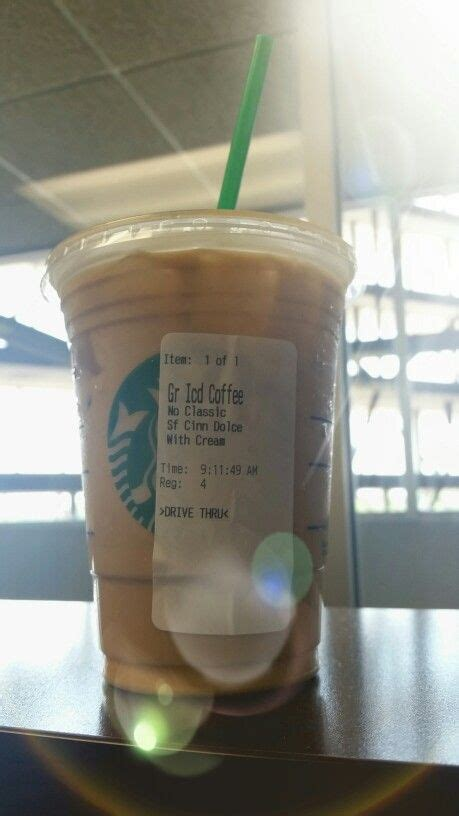 11+ best low carb keto drinks at starbucks updated on april 17, 2020 / by addison 4 comments if you're following a low carb diet, such as the keto diet, then you may think that you'll need to forego your starbuck's fix for now. Low Carb Starbucks drink OF LIFE! Iced Coffee with cream and Sugar Free Cinnamon Dulce Syrup.