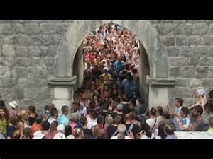 Croatie Dubrovnik Perle De L39Adriatique Touffe Sous