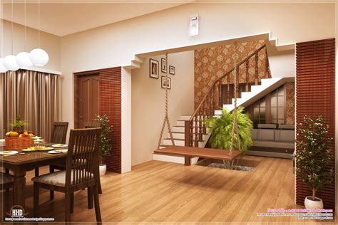 Awesome Interior Decoration Ideas-kerala Home Design And