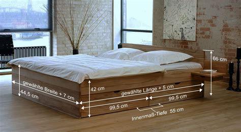 Bett Als by Schubkasten Doppelbett Aus Buche Oder Kiefer Bett Norwegen