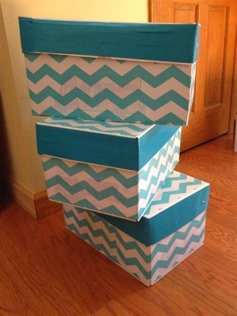 diy cute storage boxes   classroom teach junkie
