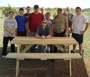 Wood Burning Art Patterns, Picnic Table Eagle Scout