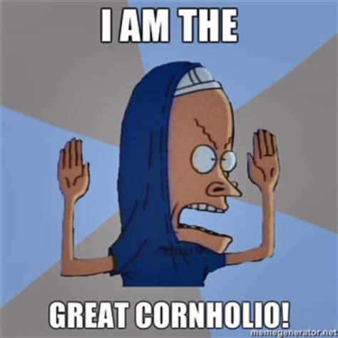 Beavis And Butthead Memes - 01 i am the great cornholio voices from russia