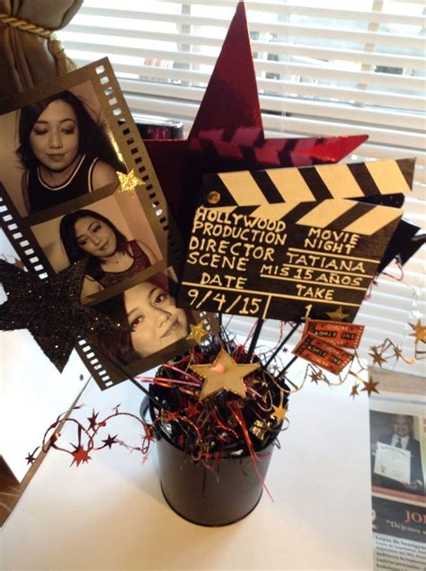hollywood themed parties ideas  pinterest