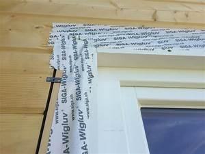Fenster Außen Abdichten : welche fensterrahmen variante ist f r mich die beste blockhaus ~ Watch28wear.com Haus und Dekorationen