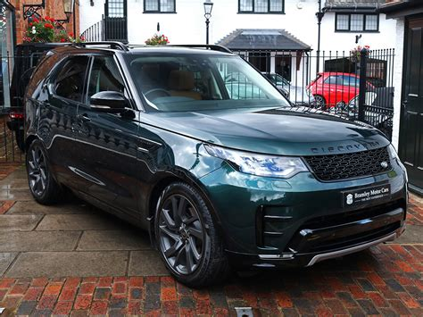 land rover discovery  hse rare petrol model surrey