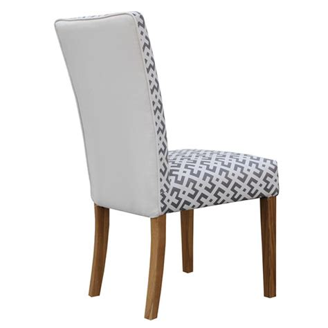 new bribie upholstered dining chairs ebay