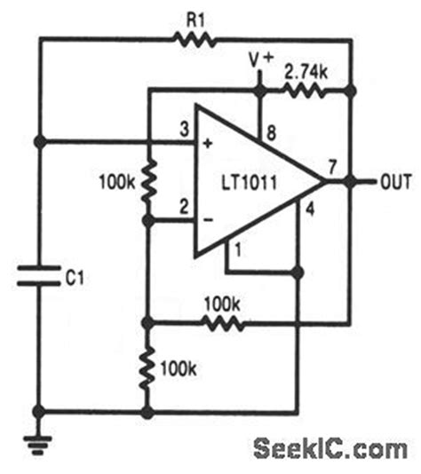 Index Oscillator Circuit Signal Processing
