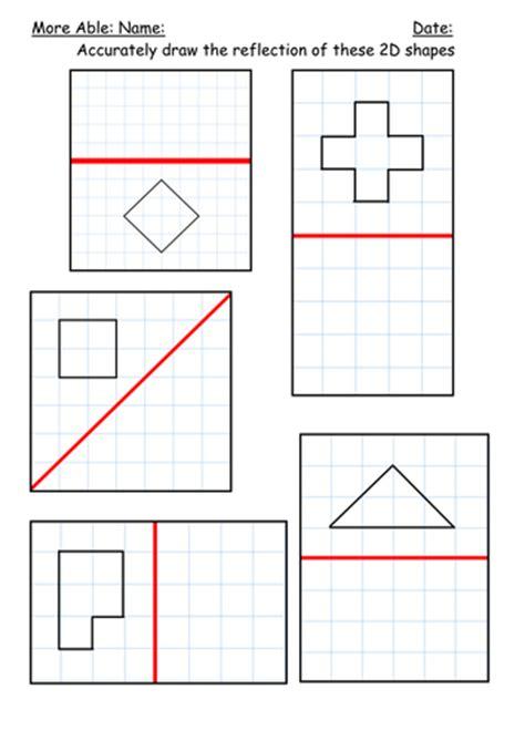 pre school worksheets 187 pattern symmetry worksheets ks2
