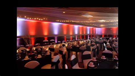 wedding reception venue blackwoods proctor mn lighting