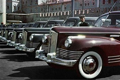images  soviet russian luxury cars zil