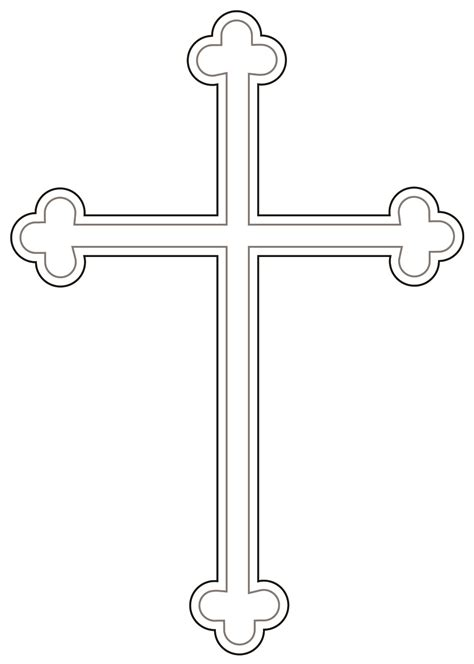 catholic clipart free catholic cross clipart clipart clipartix