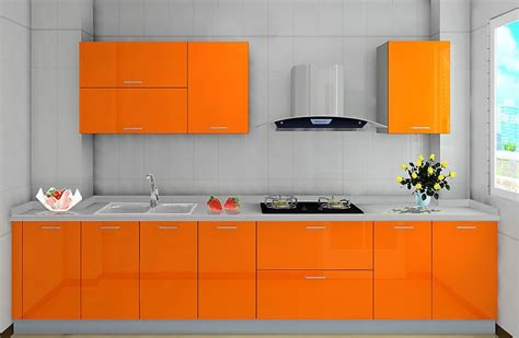 Orange Cabinet by 29 Kitchen Cabinet Ideas For 2019 Buying Guide