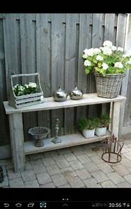 accumulation pots en zinc jardin pinterest With lovely idee amenagement jardin de ville 8 idees deco un balcon inspirant
