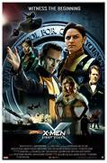 men First Class by N8M...X Men 3 Movie Poster