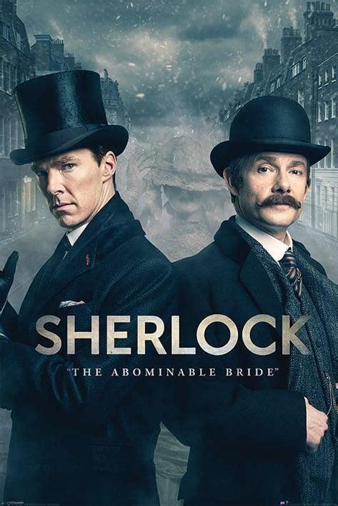 Пин на доске Sherlock poster