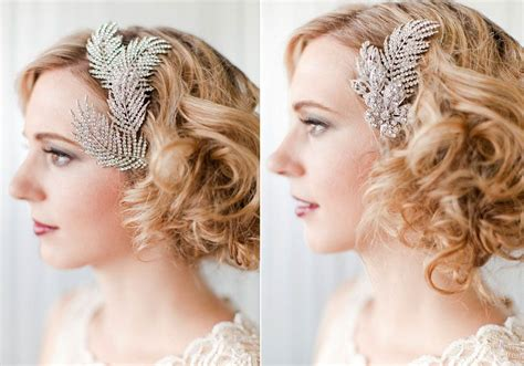 Wedding Hairstyles : Upcoming Trendy Designs Of Wedding Bridal Hair Accessories