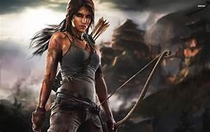 Lara Croft Tomb Raider Wallpaper - WallpaperSafari