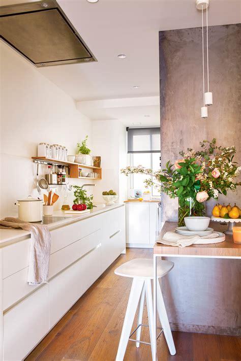 ideas geniales  cocinas pequenas
