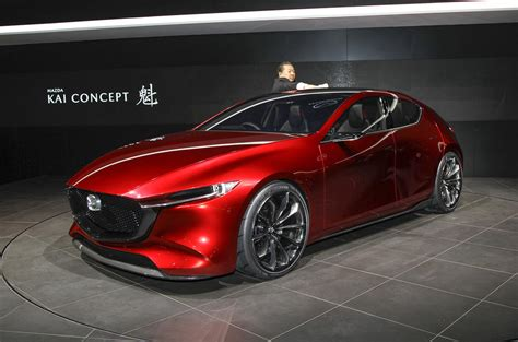 Mazda 2019 Concept by New Mazda 3 Confirmed For La Motor Show Debut Autocar