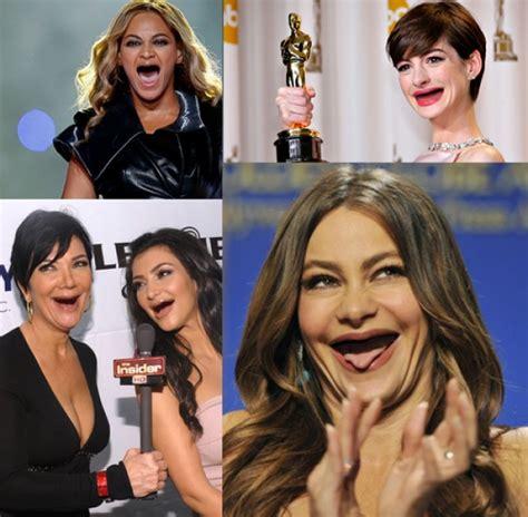 sofia vergara fansite celebrities without teeth beyonce kardashians sofia