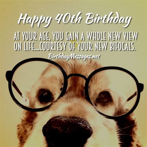 Share this quote on facebook send via mail. 40th Birthday Wishes: Happy Birthday Messages for 40 Year Olds