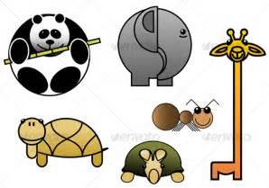 Cute Cartoon Baby Animals