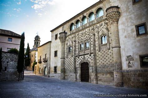 Siege De L Unesco - andalousie culture et histoireubeda et baeza villes