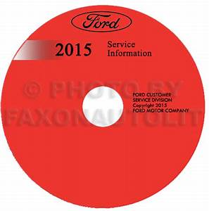 2015 Ford Fiesta Wiring Diagram Manual Original