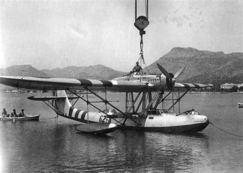 Il Gabbiano Cantù Pollenza Majorca Crda Cant Z 501 Gabbiano Aircraft