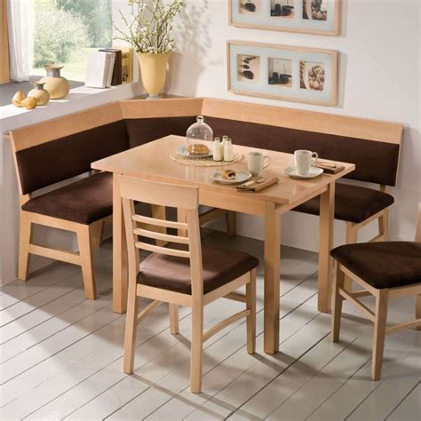 kitchen nook tables and chairs com with small corner