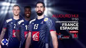 M6 Direct Live : handball la demi finale de l ehf euro masculin france espagne en direct live et streaming ~ Medecine-chirurgie-esthetiques.com Avis de Voitures