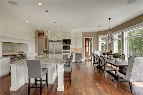 flooring for kitchen and family room florida living and dining room kitchen combo best site 8257