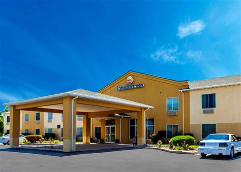 comfort inn city comfort inn in kingdom city mo 573 642 7