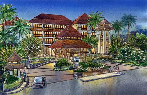 holiday inn resort bali benoa creators