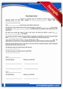 free printable fence line agreement form generic With real estate legal documents free