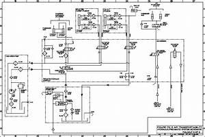 Air Transportability Hydraulic  Pneumatic System Schematic