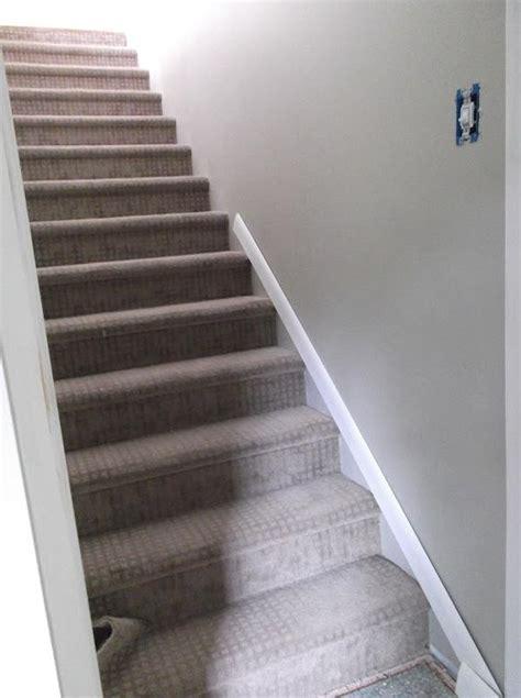 stair skirt boards