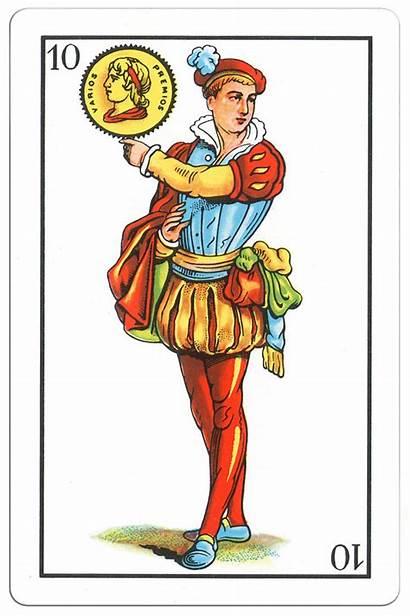 Playingcardstop1000 Diamonds Jack Portrait Castille Cards