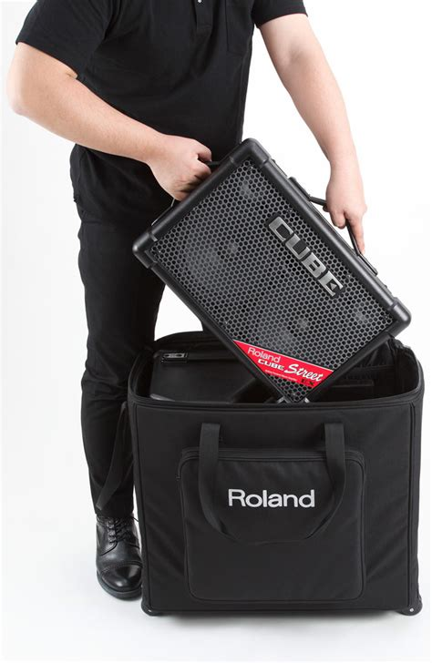 roland cube street  pa pack keymusic