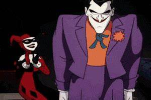 Harley Quinn Joker GIF - Find & Share on GIPHY