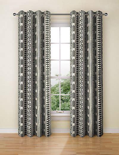 tribal print curtain ms
