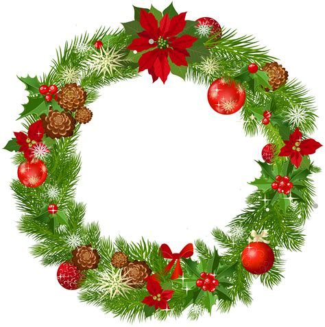 pictures of wreaths clip art wreath cliparts co