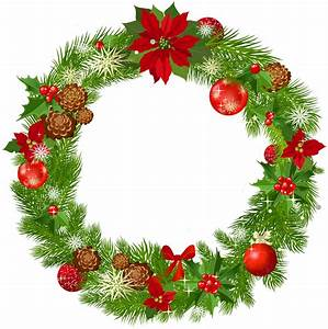 Free Wreath Clip Art Pictures - Clipartix