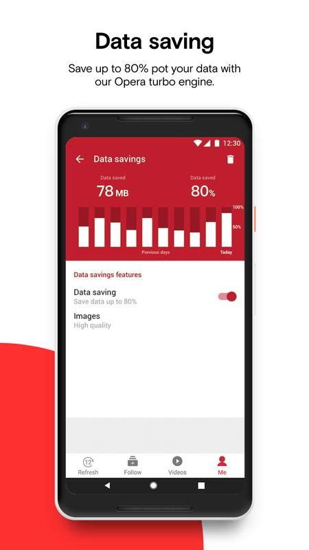 Your android browser should do more than just display web pages. Opera News for Android - APK Download