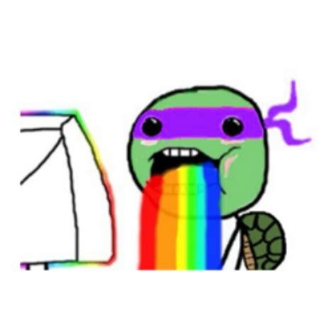 Throwing Up Rainbows Meme - puking rainbows meme www imgkid com the image kid has it