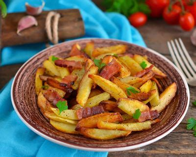 panais cuisine recette poêlée de panais au bacon facile rapide