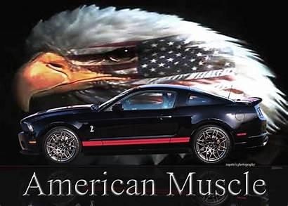 Muscle American Wallpapers Cars Mustang Wallpapersafari Wallpapercave