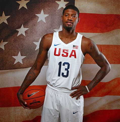 Paul George: Meet Team USA Rio 2016 Olympics